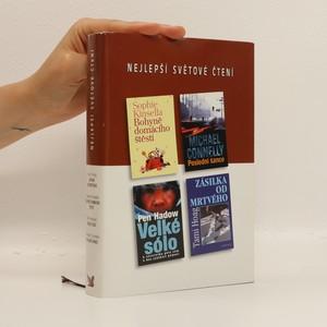 náhled knihy - Bohyně domácího štěstí, Poslední šance, Velké sólo, Zásilka od mrtvého