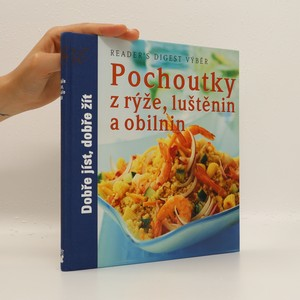 náhled knihy - Pochoutky z rýže, luštěnin a obilnin