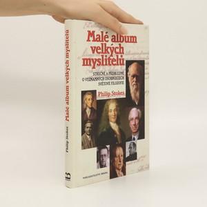 náhled knihy - Malé album velkých myslitelů