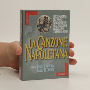náhled knihy - La canzone Napoletana