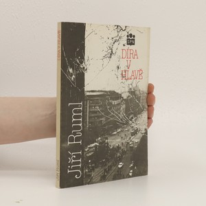 náhled knihy - Díra v hlavě