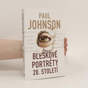 náhled knihy - Bleskové portréty 20. století