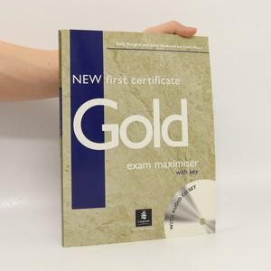 náhled knihy - New first certificate gold. Exam maximiser with key (včetně CD, viz foto)