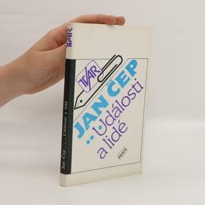 náhled knihy - Události a lidé