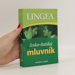 náhled knihy - Česko-italský mluvník