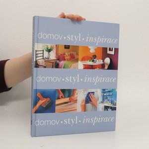 náhled knihy - Domov, styl, inspirace