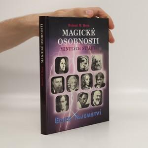 náhled knihy - Magické osobnosti minulých staletí