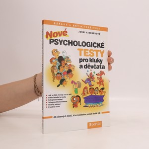 náhled knihy - Nové psychologické testy pro kluky a děvčata