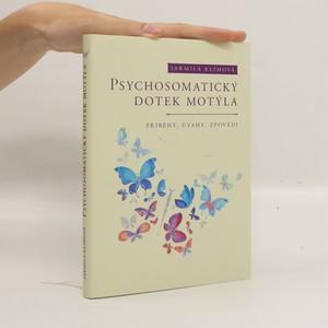 náhled knihy - Psychosomatický dotek motýla