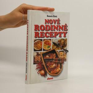 náhled knihy - Nové rodinné recepty