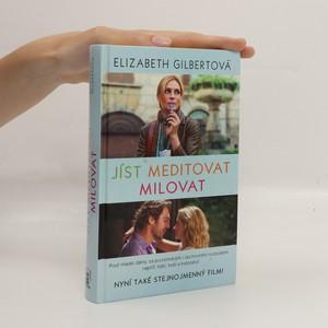 náhled knihy - Jíst, meditovat, milovat