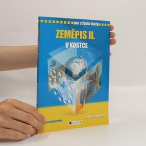 náhled knihy - Zeměpis II. v kostce