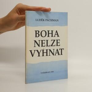 náhled knihy - Boha nelze vyhnat