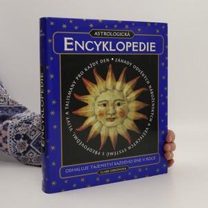 náhled knihy - Astrologická encyklopedie. Odhaluje tajemství každého dne v roce