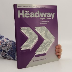 náhled knihy - New Headway English course : upper-intermediate : workbook without key