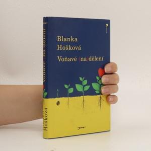 náhled knihy - Voňavé (na)dělení