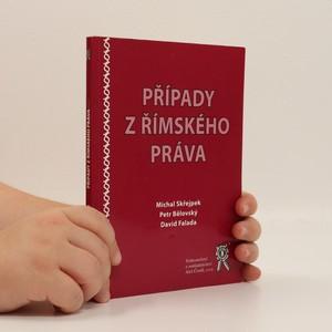 náhled knihy - Případy z římského práva