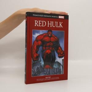 náhled knihy - Red Hulk (česky)