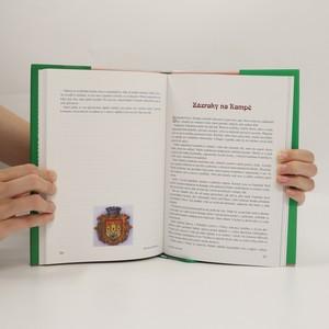antikvární kniha Pražské pověsti, 2010