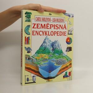 náhled knihy - Zeměpisná encyklopedie