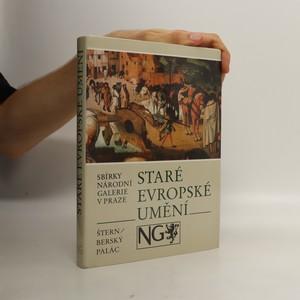 náhled knihy - Staré evropské umění. Sbírky Národní galerie v Praze