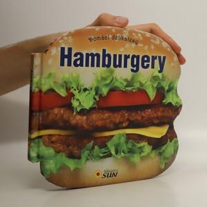 náhled knihy - Hamburgery : domácí delikatesy