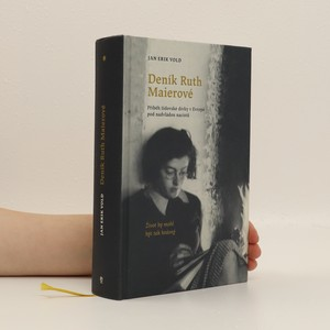 náhled knihy - Deník Ruth Maierové