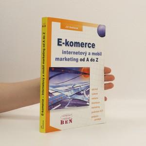 náhled knihy - E-komerce, internetový a mobil marketing od A do Z