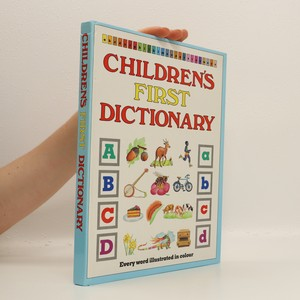 náhled knihy - Childrens First Dictionary
