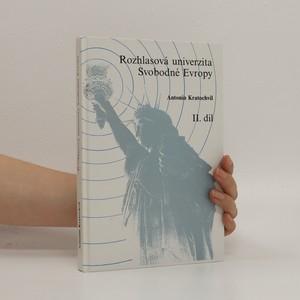 náhled knihy - Rozhlasová univerzita Svobodné Evropy. II. díl, Humanitní vědy. Část druhá