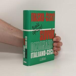 náhled knihy - Italsko-český slovník = Dizionario italiano-ceco