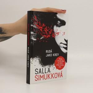 náhled knihy - Rudá jako krev