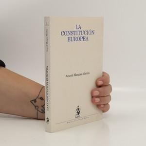 náhled knihy - La Constitución Europea