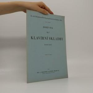 náhled knihy - Klavírní skladby