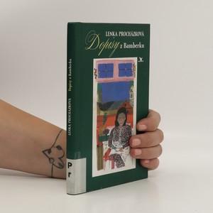 náhled knihy - Dopisy z Bamberku