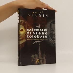 náhled knihy - Tajemství zlatého tolobasu