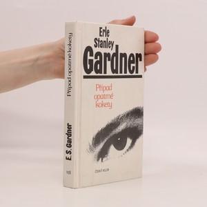 náhled knihy - Případ opatrné kokety