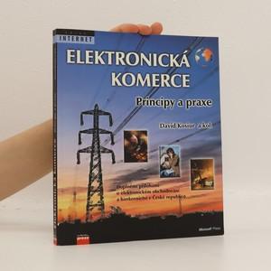 náhled knihy - Elektronická komerce : Principy a praxe