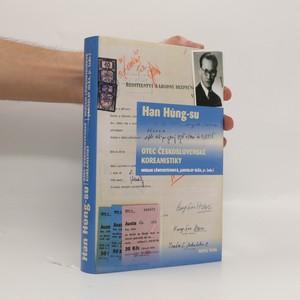 náhled knihy - Han Hŭng-su : otec československé koreanistiky