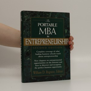 náhled knihy - The Portable MBA in Entrepreneurship