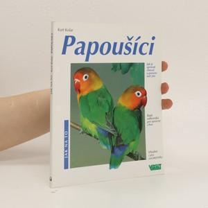 náhled knihy - Papoušíci
