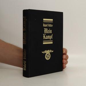 náhled knihy - Mein Kampf. Můj boj