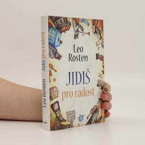 náhled knihy - Jidiš pro radost