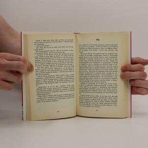 antikvární kniha Červený pavilon, 1996