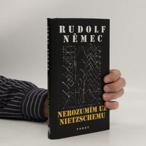 náhled knihy - Nerozumím už Nietzschemu