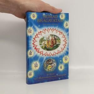 náhled knihy - Śrímad Bhágavatam. Zpěv první - díl první