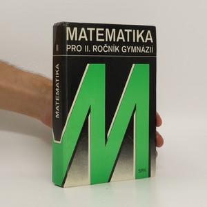 náhled knihy - Matematika pro II. ročník gymnázií