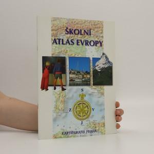 náhled knihy - Školní atlas Evropy
