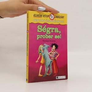 náhled knihy - Ségra, prober se!