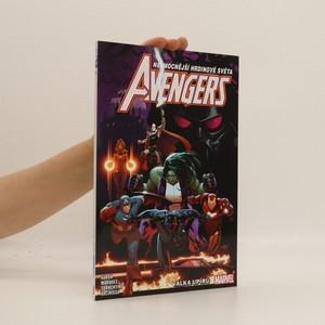 náhled knihy - Avengers: Válka upírů